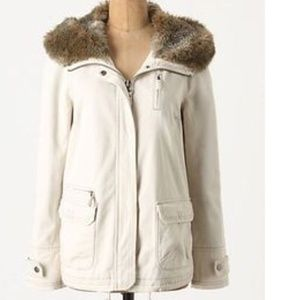 Daughters of the Liberation Small Jacket Ivory